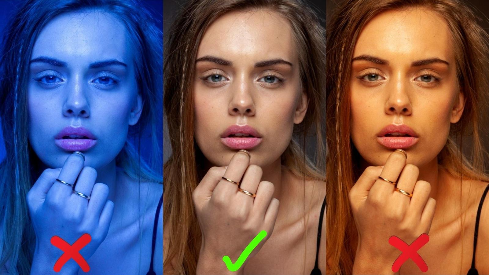 adobe lightroom fehéregyensúly beállítása a helyes bőrszínért