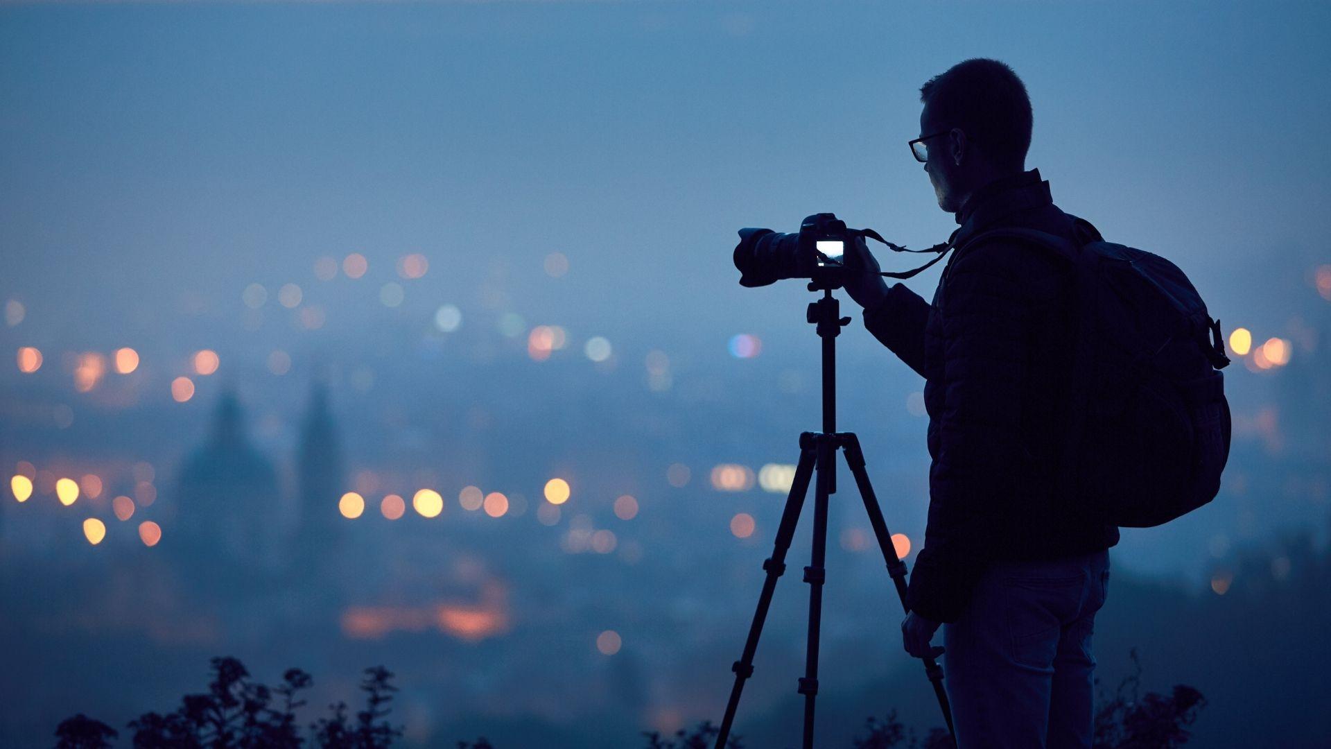 fotós állvány választása és használata